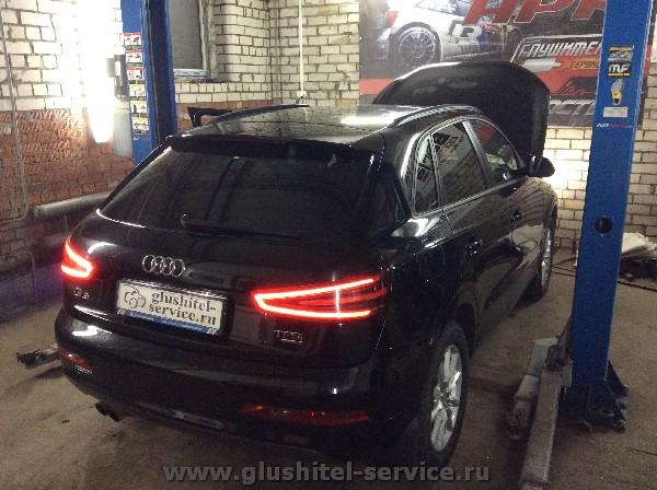 Чип-тюнинг Audi в Ярославле