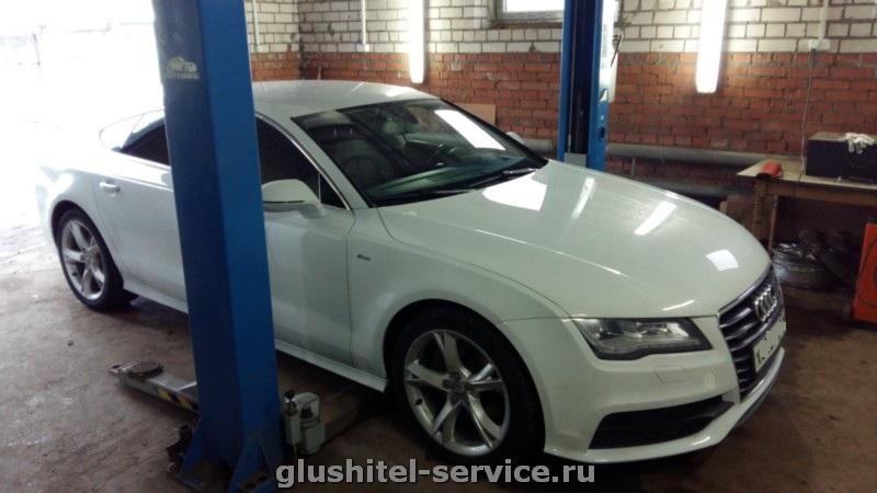Чип-тюнинг Audi A7