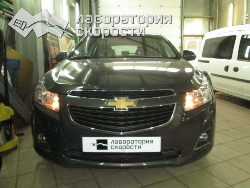 Чип-тюнинг  Chevrolet Cruze