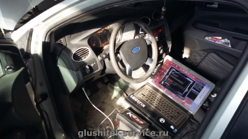 чип-тюнинг форд фокус 2