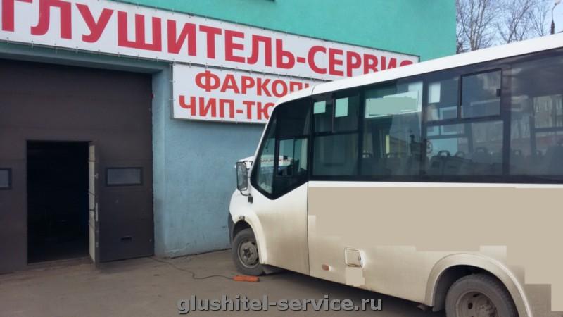 Чип-тюнинг Газель Некст