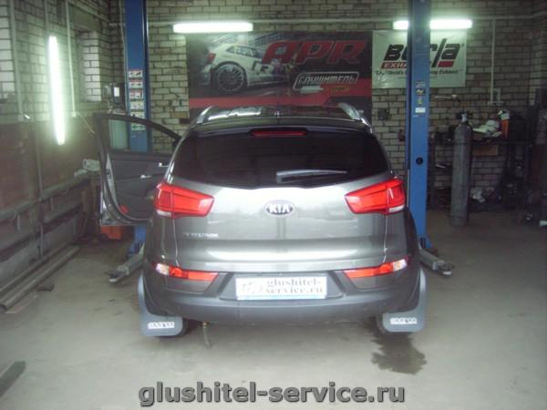 Чип-тюнинг Kia Sportage