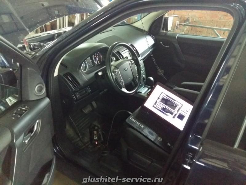 Чип-тюнинг Land Rover Freelander 2