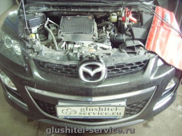 чип-тюнинг Mazda CX-7