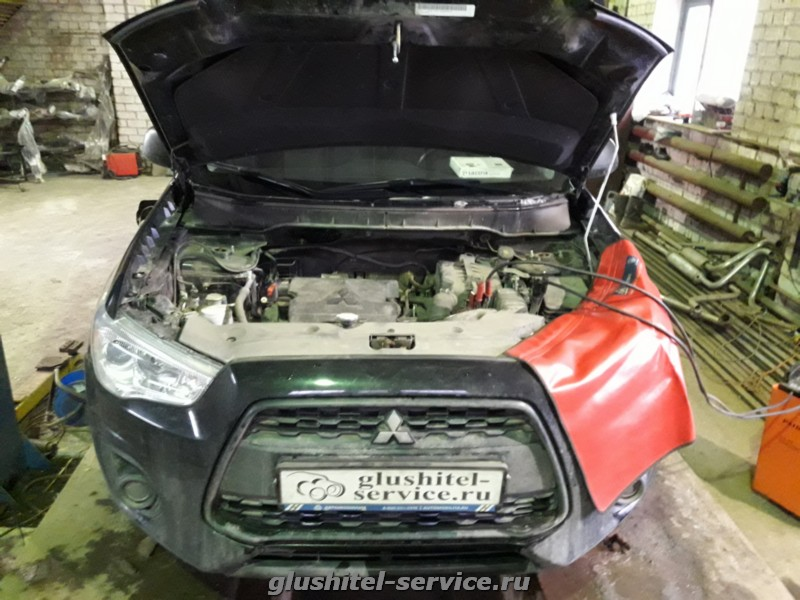 Чип-тюнинг Mitsubishi ASX