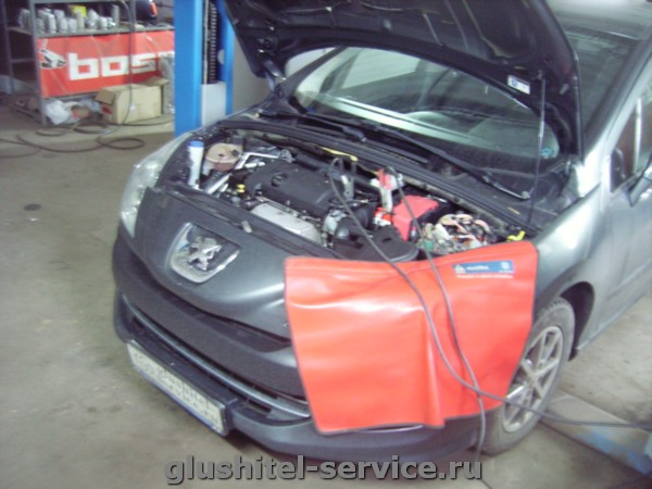Чип-тюнинг Peugeot 308