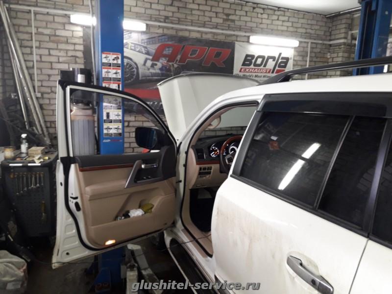 Чип-тюнинг Toyota Land Cruiser 200