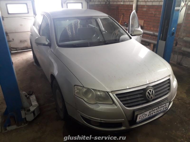 Чип-тюнинг Volkswagen Passat