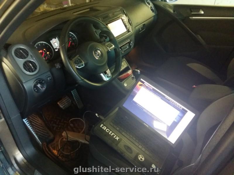 Чип-тюнинг Volkswagen Tiguan R-Line