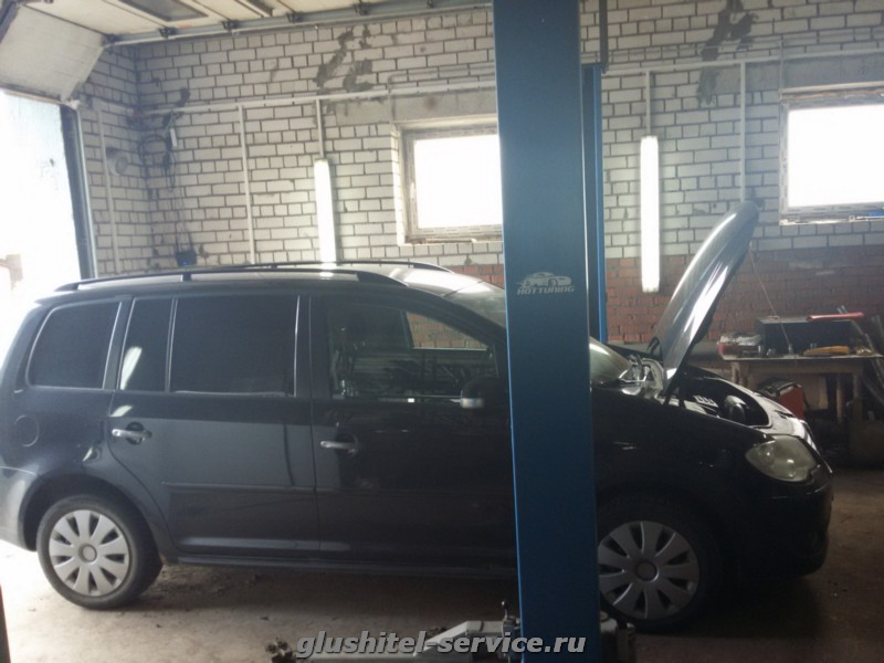 Чип-тюнинг Volkswagen Touran