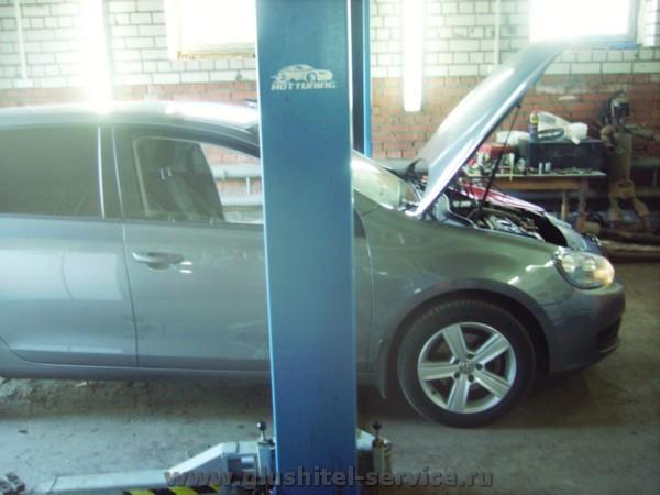 Чип-тюнинг APR VW Golf 1.4 TSI в Глушитель-сервисе