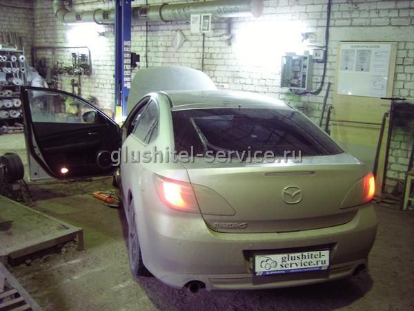 Чип-тюнинг  Mazda 6 от LABOFSPEED в Глушитель-Сервисе