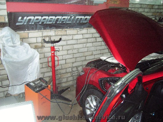 Чип-тюнинг Mazda 6 2.0 Skyactive в Глушитель-сервис