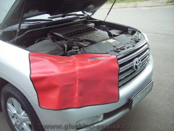 Прошивка Toyota Land Cruiser 200 в Глушитель-Сервисе