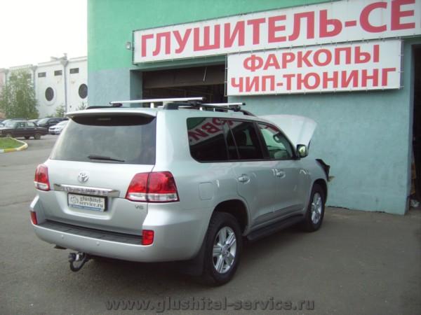 Полноценный чип-тюнинг Toyota в glushitel-service.ru