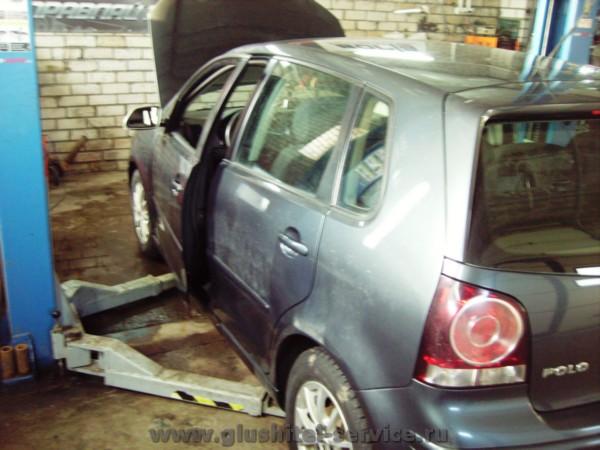 Чип-тюнинг VW Polo 1.4TDI