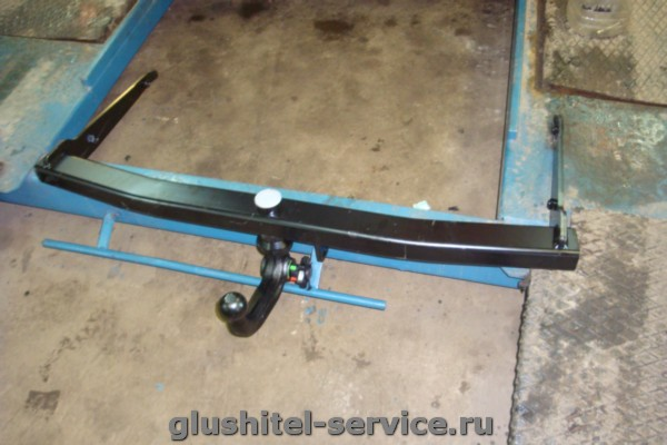 Фаркоп 305423600001 Westfalia на Volkswagen Tiguan