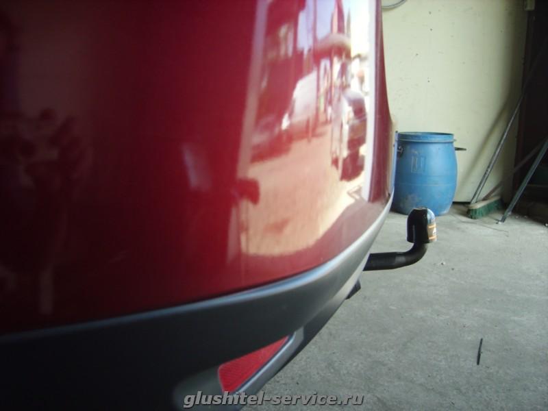 фаркоп Avtos RN13 на Renault Duster
