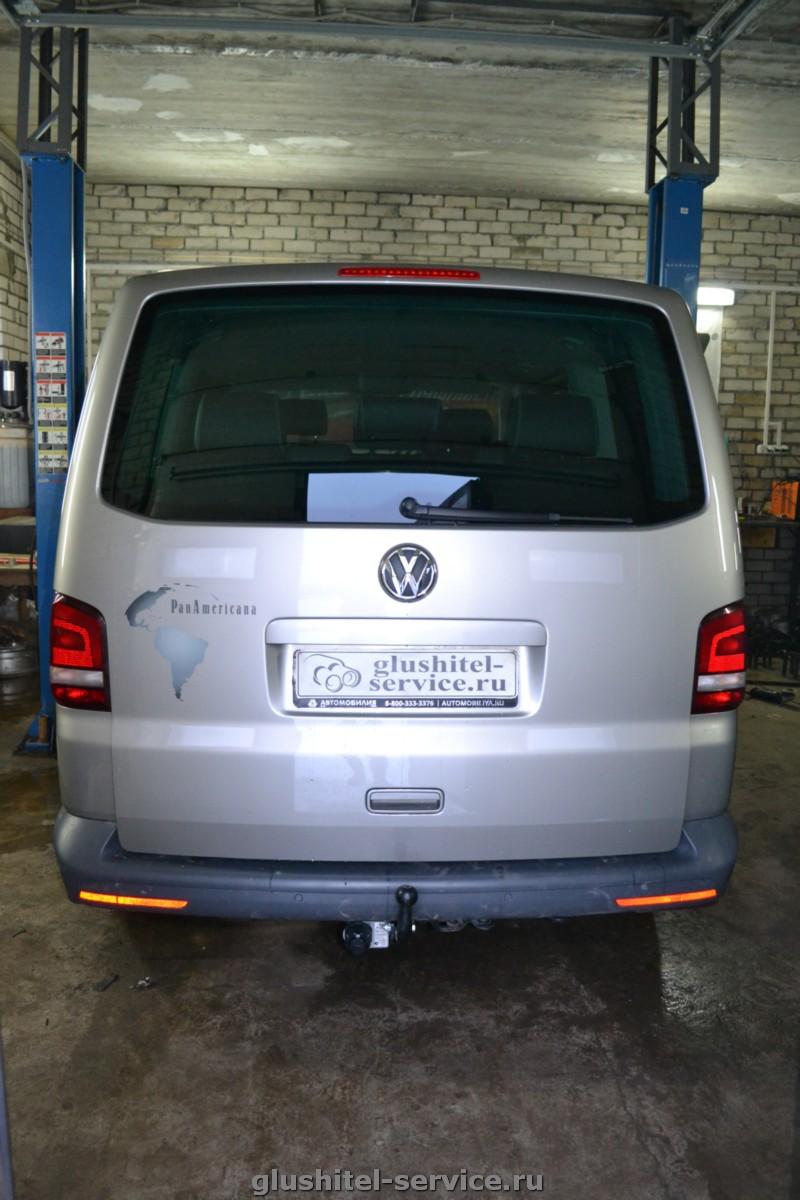 Фаркоп AvtoS VW29 на Volkswagen Multivan PanAmericana