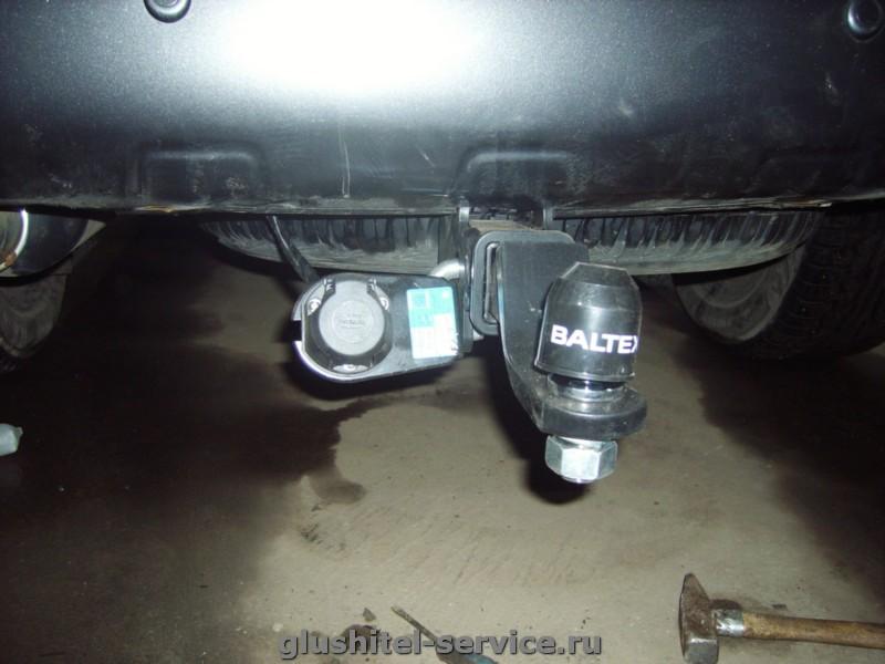 фаркоп Балтекс 24.2443.32 на Toyota LC 200