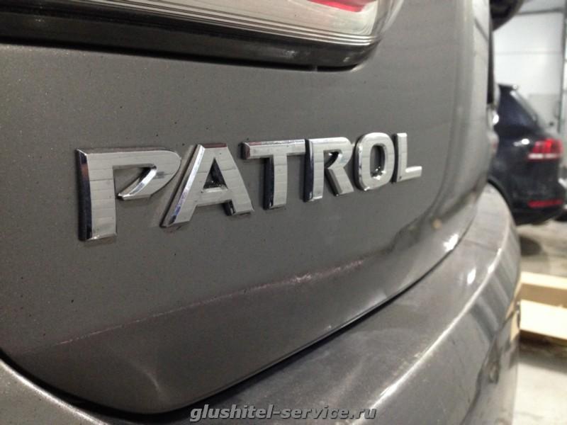 Фаркоп Балтекс 15.1900.08 на Nissan Patrol