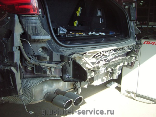 Фаркоп на BMW 5-Series Gran Turismo, продажа и установка в Глушитель-Сервисе