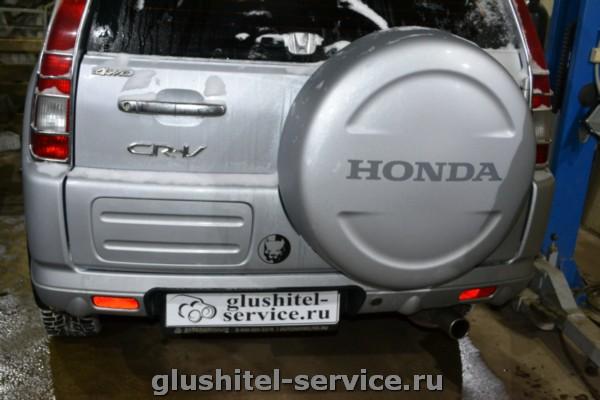 фаркоп Imiola H.013 на Honda CR-V