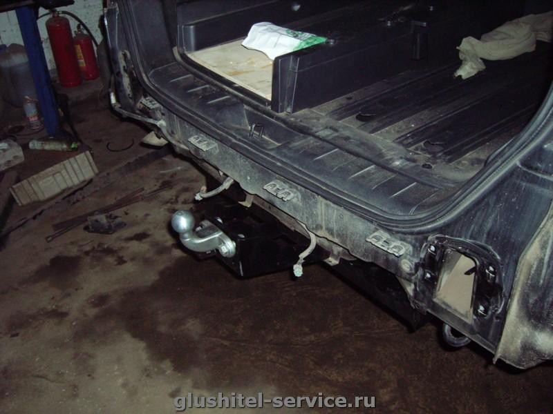 Фаркоп N103-FC Лидер-плюс на Nissan X-Trail