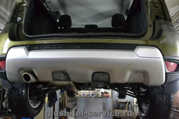 Фаркоп на Renault Duster, продажа и установка