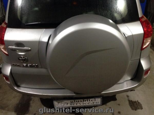 Фаркоп Т107-А «Лидер-плюс» Toyota RAV4
