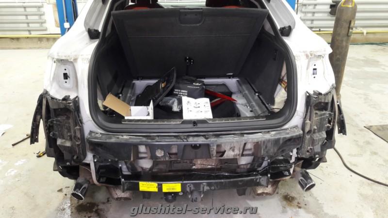 фаркоп WESTFALIA 303368600001 на BMW X6