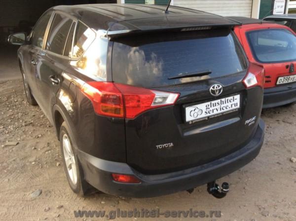 Продажа фаркопов Toyota в www.glushitel-service.ru
