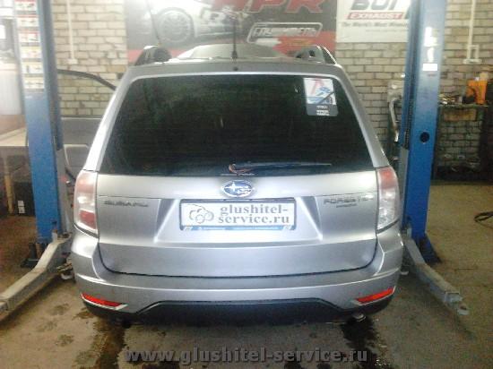 Чип-тюнинг Subaru Forester в Ярославле