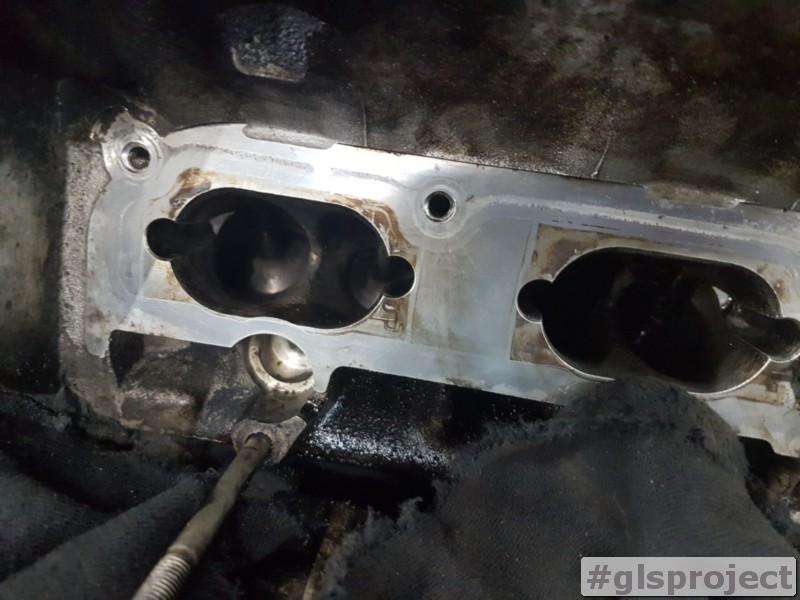 Чистка впуска и клапанов VW/ Skoda/Audi Passat/ Octavia 1.8/ 2/0 TSI/ TFSI