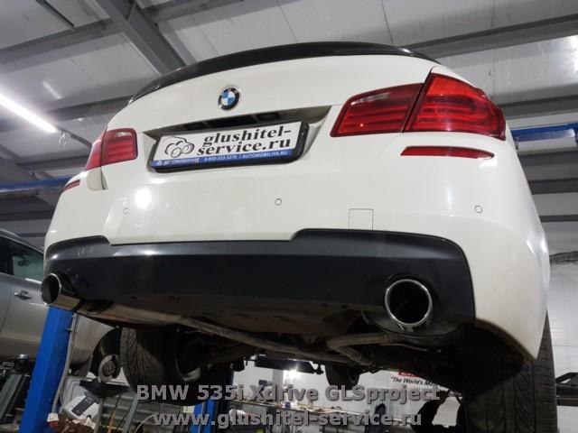 Тюнинг BMW 535i XDrive