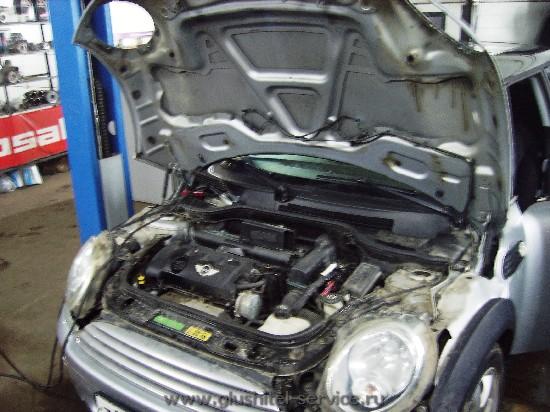 Перепрошивка Mini Cooper One в ярославле glushitel-service.ru
