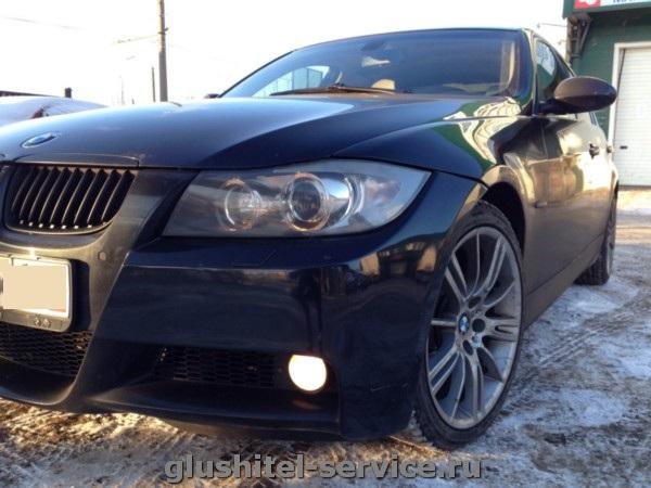 насадки Buzzer ZZ103X на BMW E90