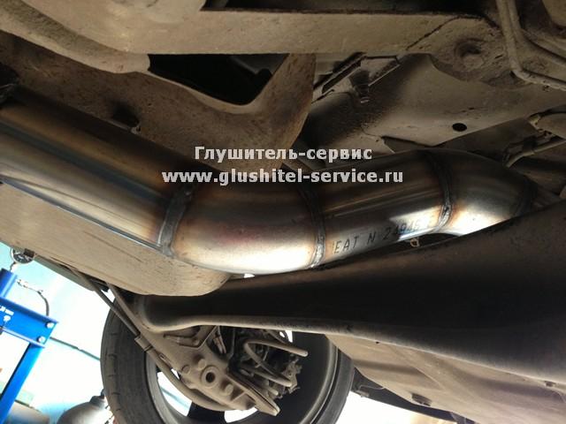 Изготовление глушителя Opel Astra OPC в www.glushitel-service.ru