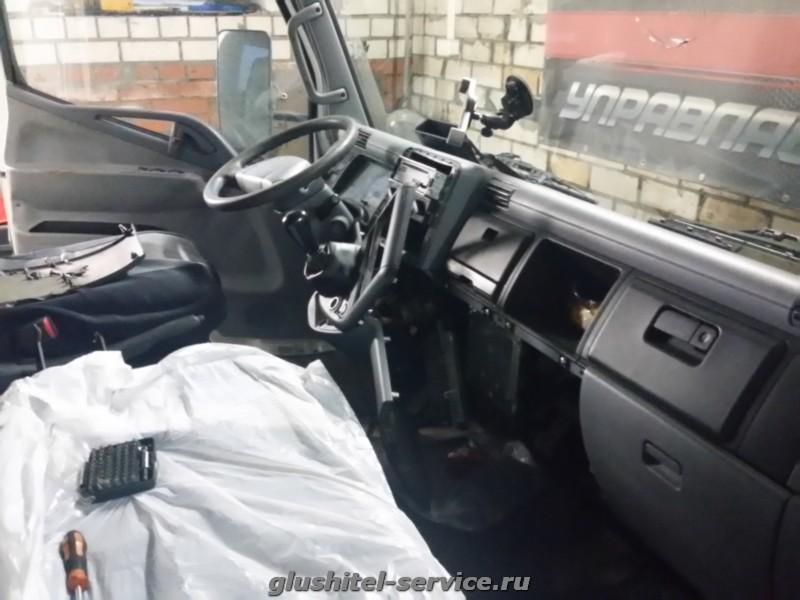 Отключение EGR на Mitsubishi Fuso Canter