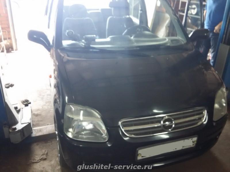 Перепрошивка ЭБУ Opel Agila на E2