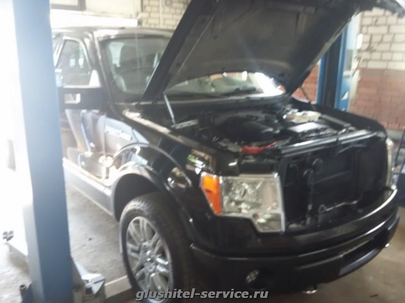 Перепрошивка Ford F150 на Евро-2