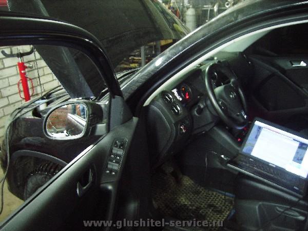 Прошивка двигателя 2.0 TSI в Ярославле