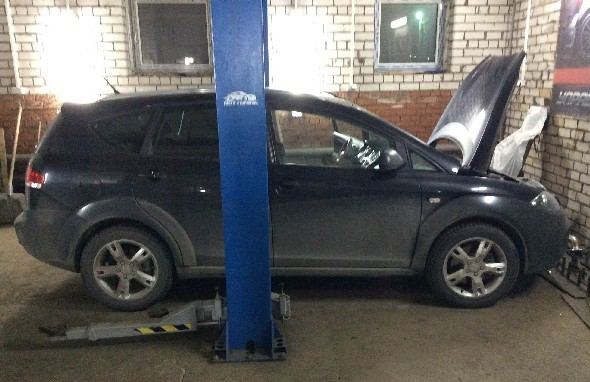 Чип-тюнинг APR для Seat Altea Freetrack в Ярославле