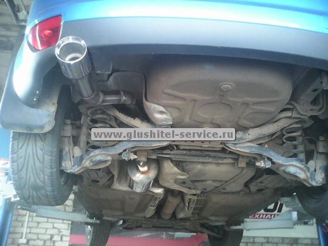 Тюнинг глушителя на Ford Focus в glushitel-service.ru
