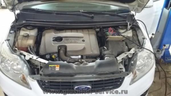 Перепрошивка дизельного двигателя Ford Focus 3