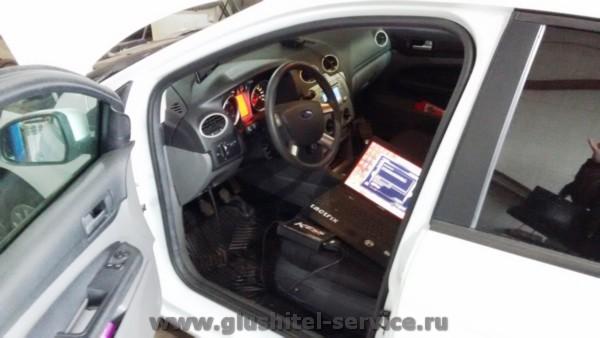 Чип-тюнинг дизельного двигателя Фокус 3