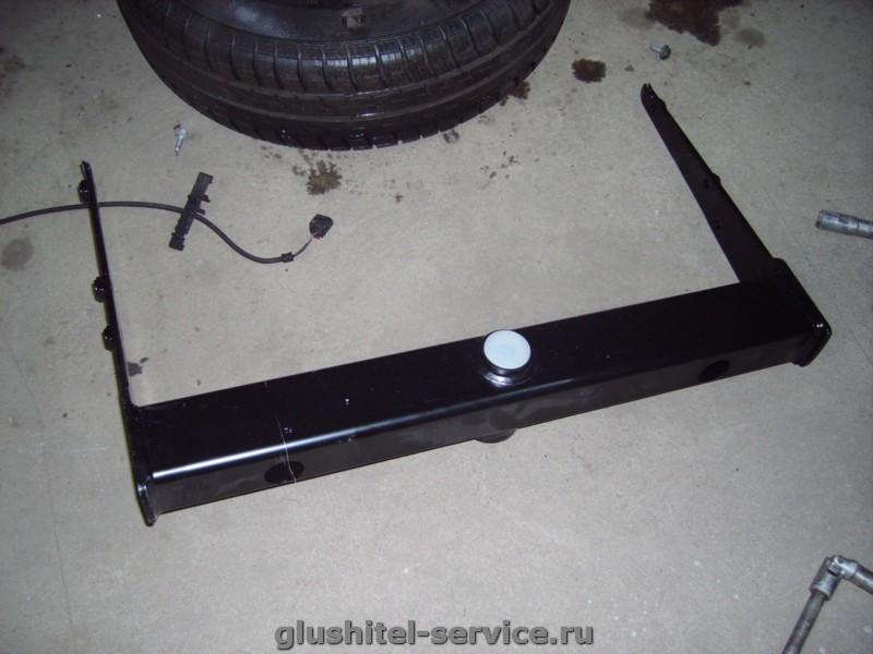 Установка фаркопа Westfalia 321651600001 Volkswagen Caravelle