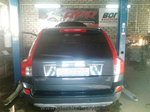Чип-тюнинг Volvo в Ярославле в Глушитель-Сервисе