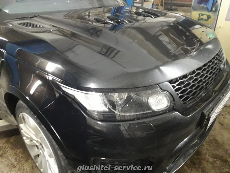 Замена катализаторов на Land Rover Range Rover Sport